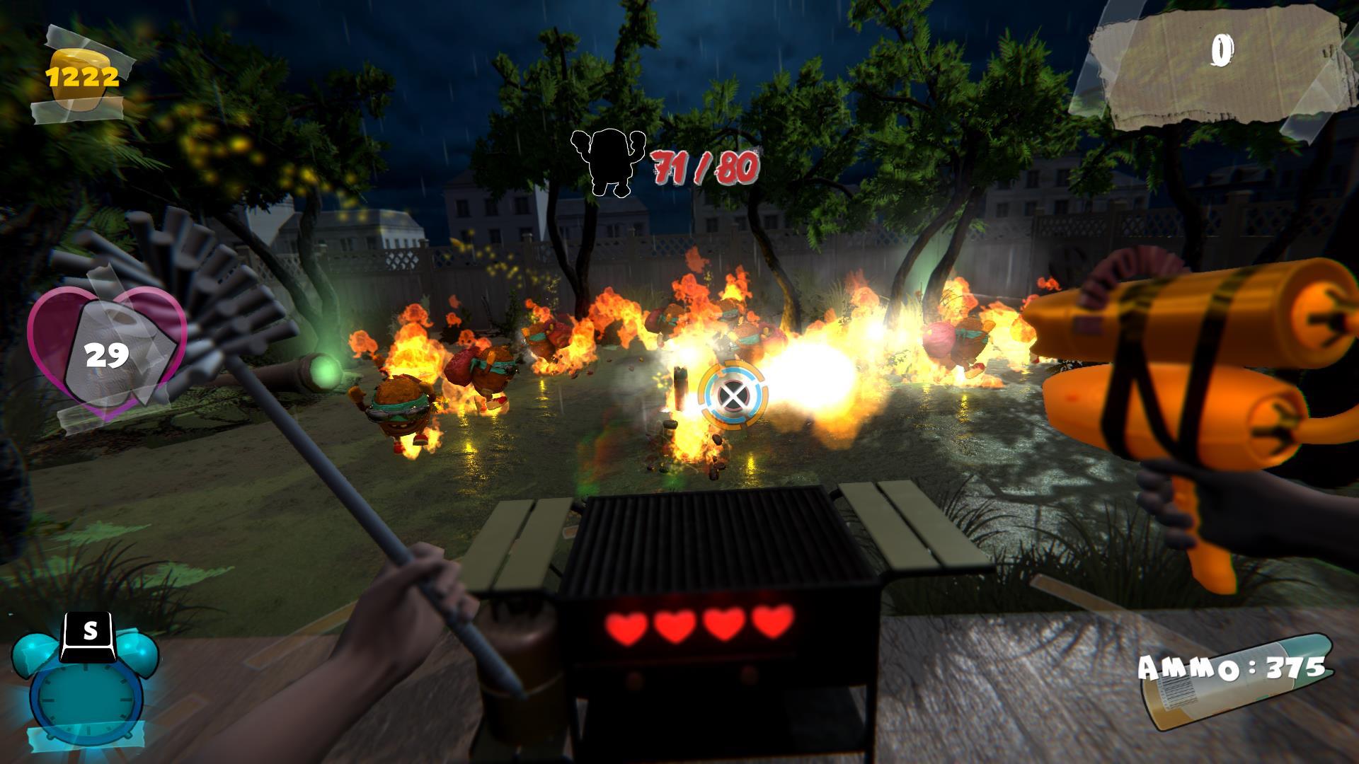 《恶魔便便的进攻》Steam九折特价 仅售31元