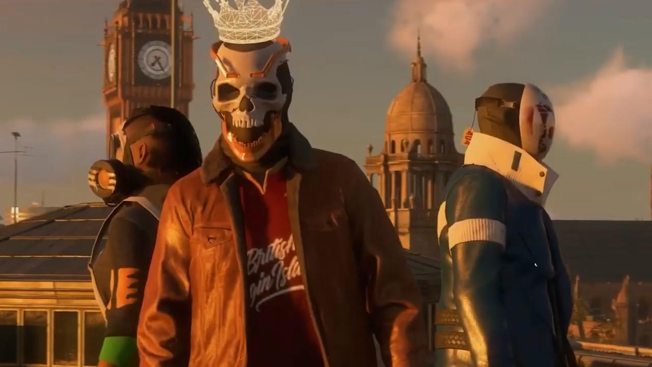 《看门狗3》要来了 其它游戏中的伦敦表现如何?