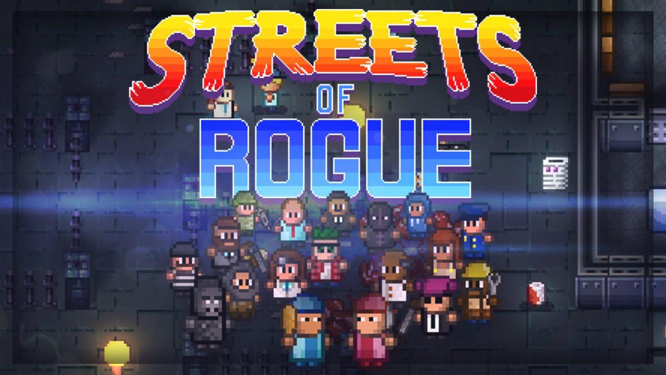 Switch版《地痞街区》最新截图公开 独特玩法更有趣