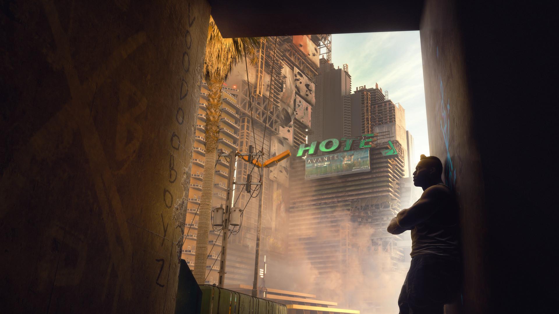 《赛博朋克2077》有多种难度设置 硬核模式会关闭UI