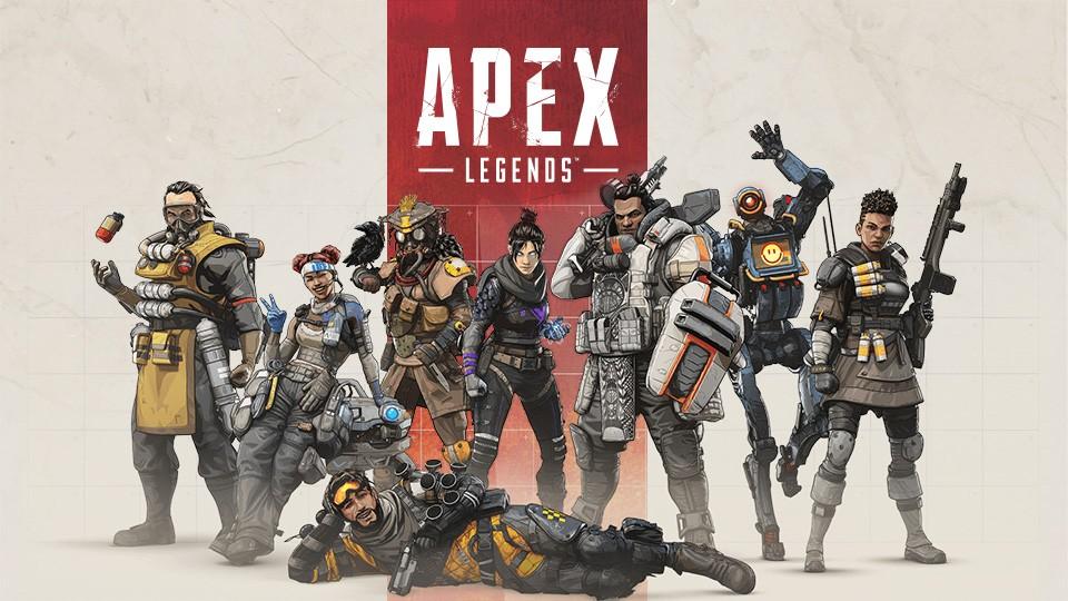 《Apex英雄》开发商:打击外挂仍是我们的首要任务