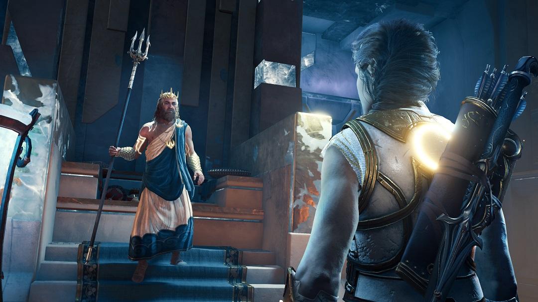 《AC奥德赛》DLC终章来了 统治第一文明是怎样的体验?