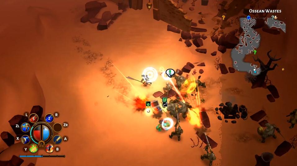 经典ARPG重获新生 Switch版《火炬之光2》21分钟实机演示