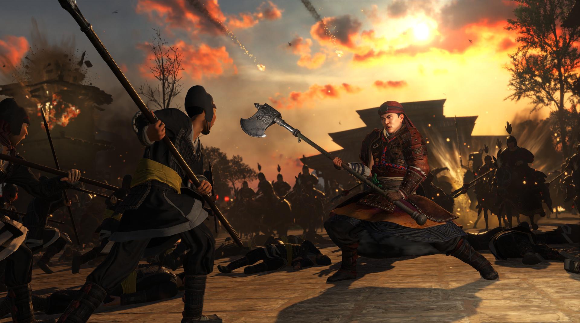 """《全面战争:三国》""""八王之乱""""DLC公布 8月8日推出"""