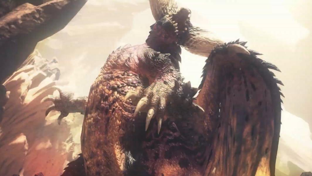 《怪物猎人》15周年展秋叶原站 4D演出亲临怪兽战场