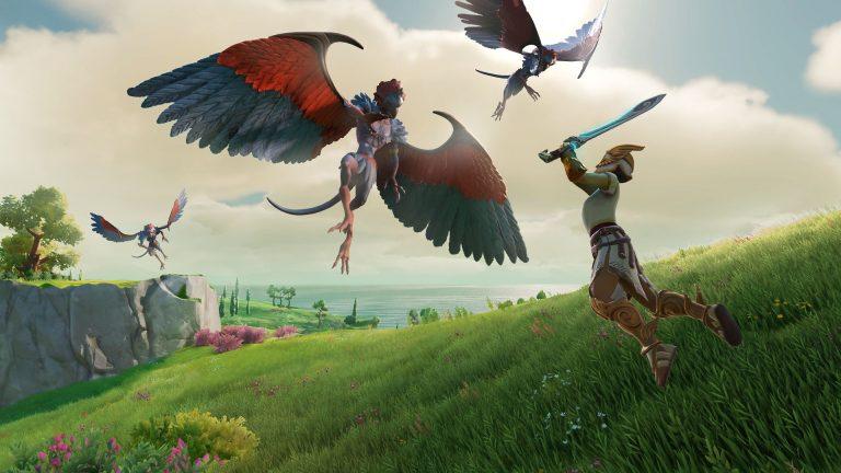 育碧:《渡神纪》将会是一个很棒的合家欢游戏