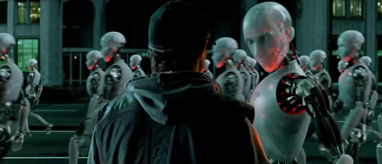 暗示续集?史皇科幻片《我,机器人》曝15周年视频
