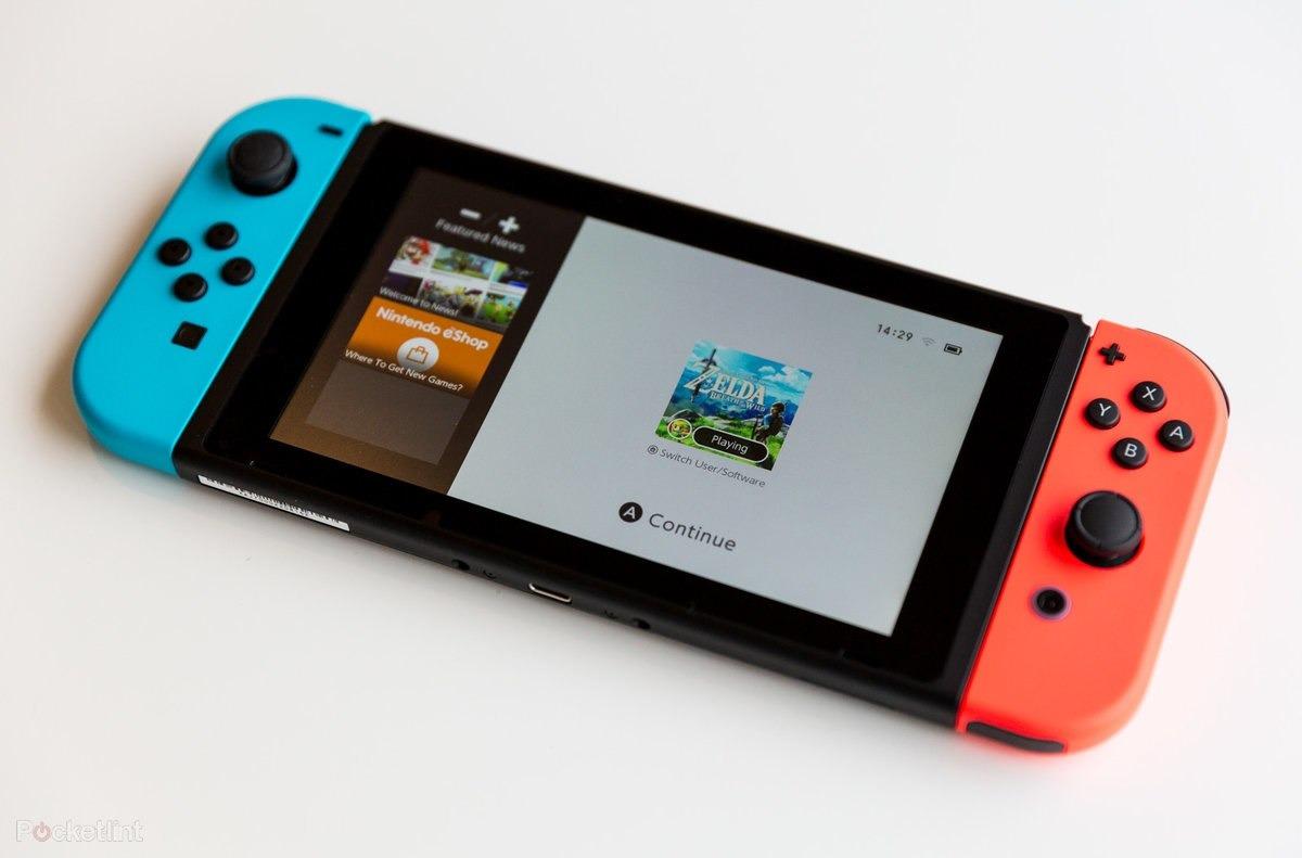 任天堂Switch官方旗舰店上线营销页面 即将开业