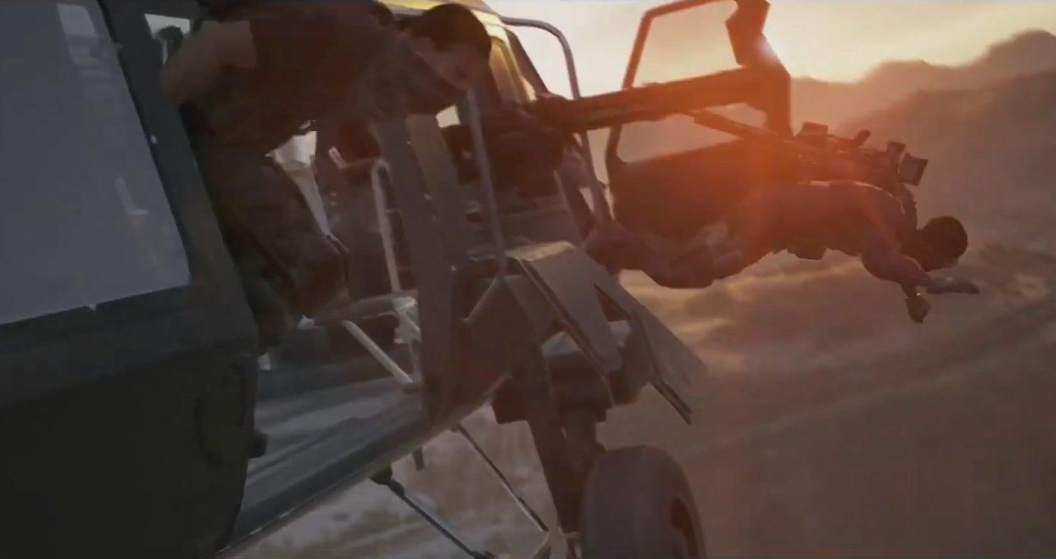 """《幽灵行动:荒野》免费模式""""佣兵"""" 玩法类似大逃杀"""