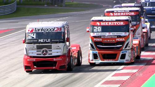 《FIA欧洲卡车锦标赛》简体中文免安装版