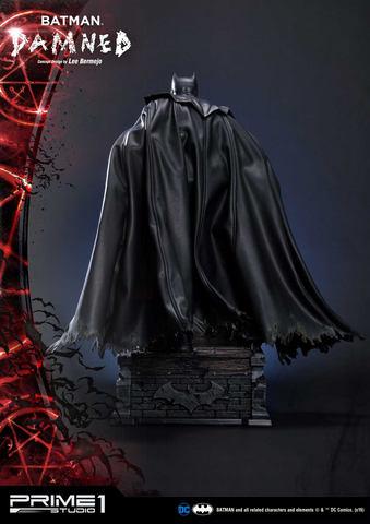龇牙咧嘴显狰狞 Prime1Studio推出特殊蝙蝠侠手办 第6张