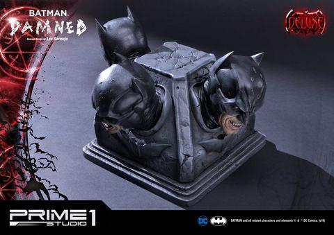 龇牙咧嘴显狰狞 Prime1Studio推出特殊蝙蝠侠手办 第8张