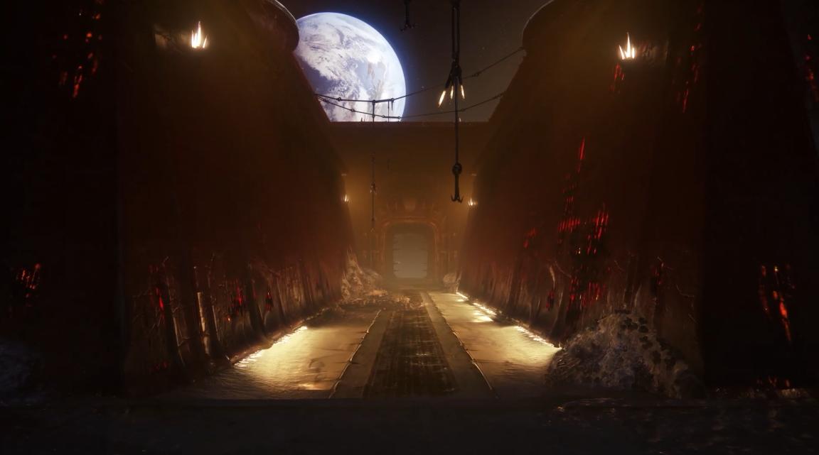 《命运2:暗影要塞》中文预告片 宏大壮美的月球阴影面 第2张