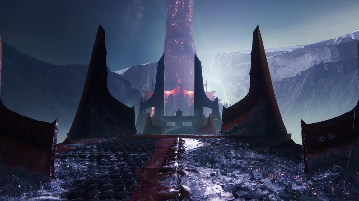 《命运2:暗影要塞》中文预告片 宏大壮美的月球阴影面 第3张