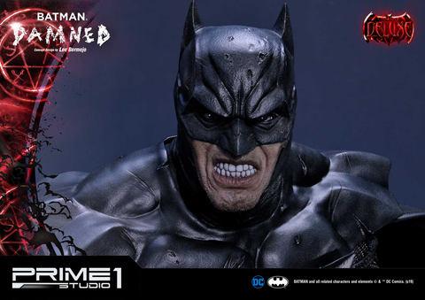 龇牙咧嘴显狰狞 Prime1Studio推出特殊蝙蝠侠手办 第9张