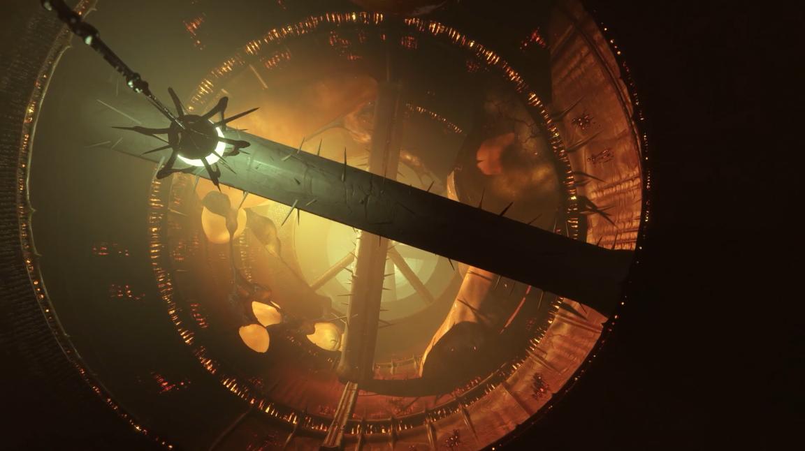 《命运2:暗影要塞》中文预告片 宏大壮美的月球阴影面 第4张