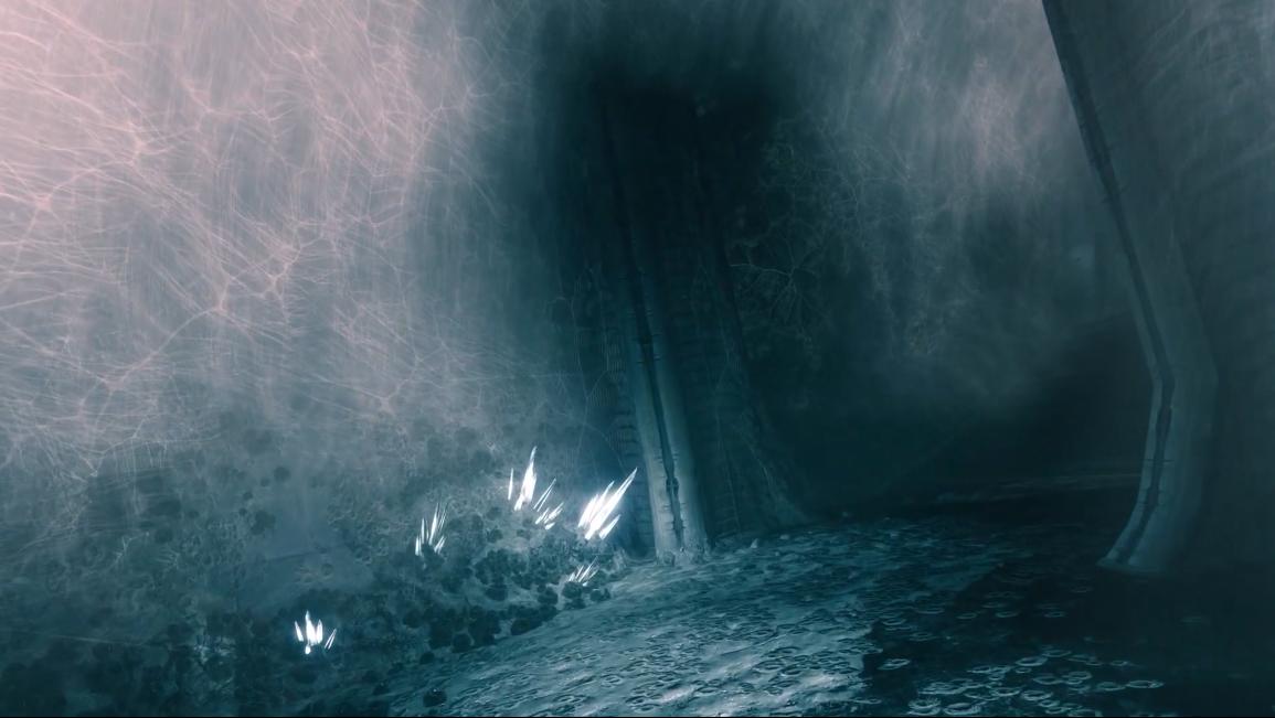 《命运2:暗影要塞》中文预告片 宏大壮美的月球阴影面 第5张