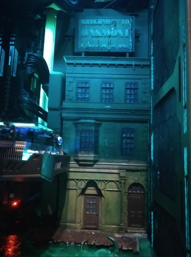 网友自制《沉没之城》PC主机 创意真的太过分了 第2张