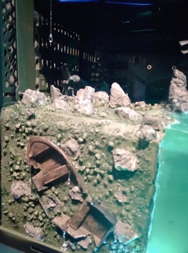网友自制《沉没之城》PC主机 创意真的太过分了 第3张