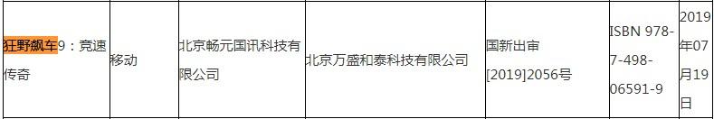 广电最新进口网游版号公布!《火箭联盟》国服在列