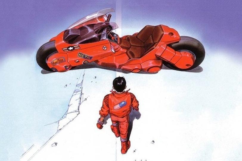 致敬日漫《阿基拉》 《赛博朋克2077》曝光主角酷炫机车展示图