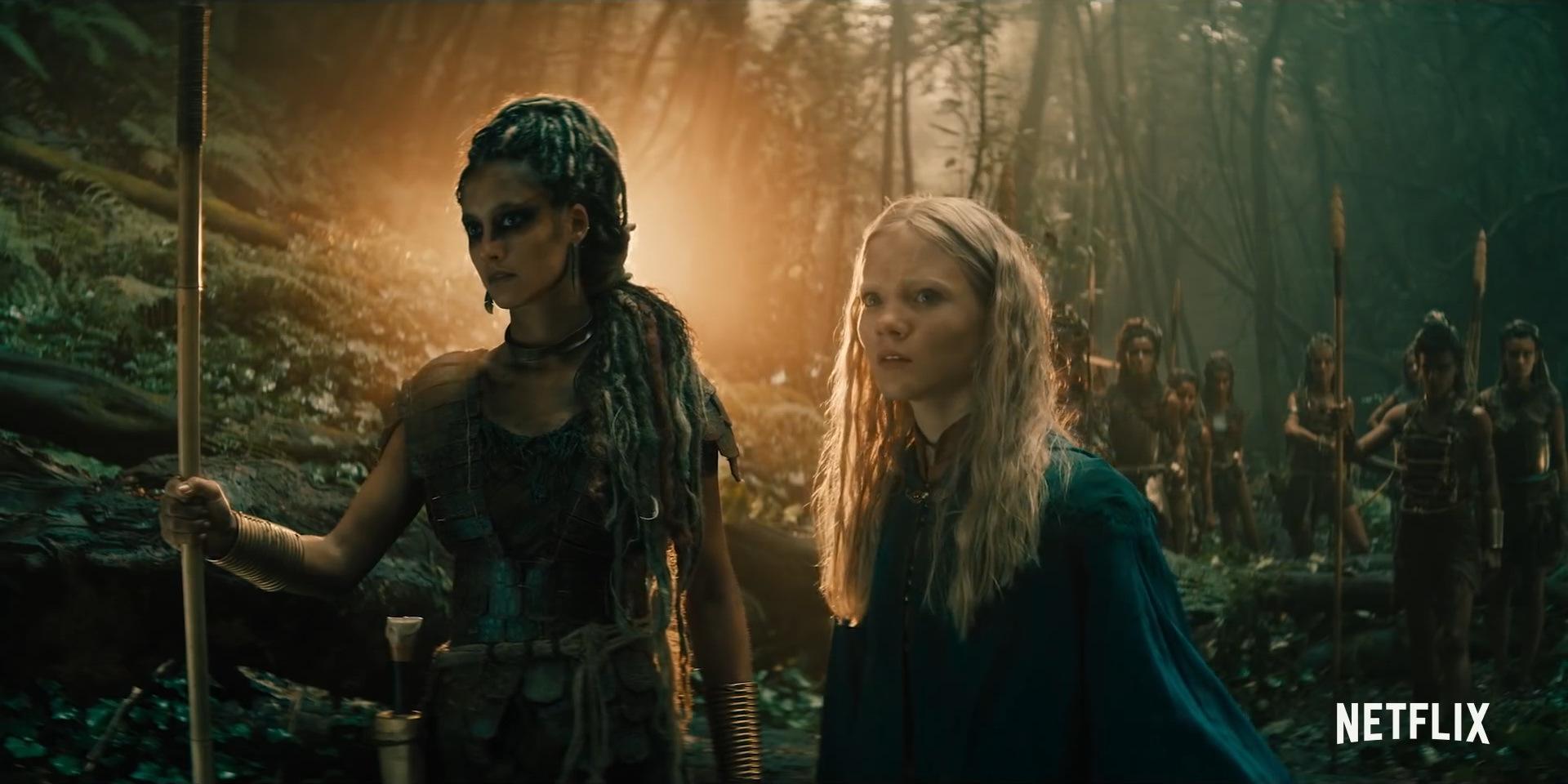 《巫师》电视剧主创采访:大超的杰洛特独一无二