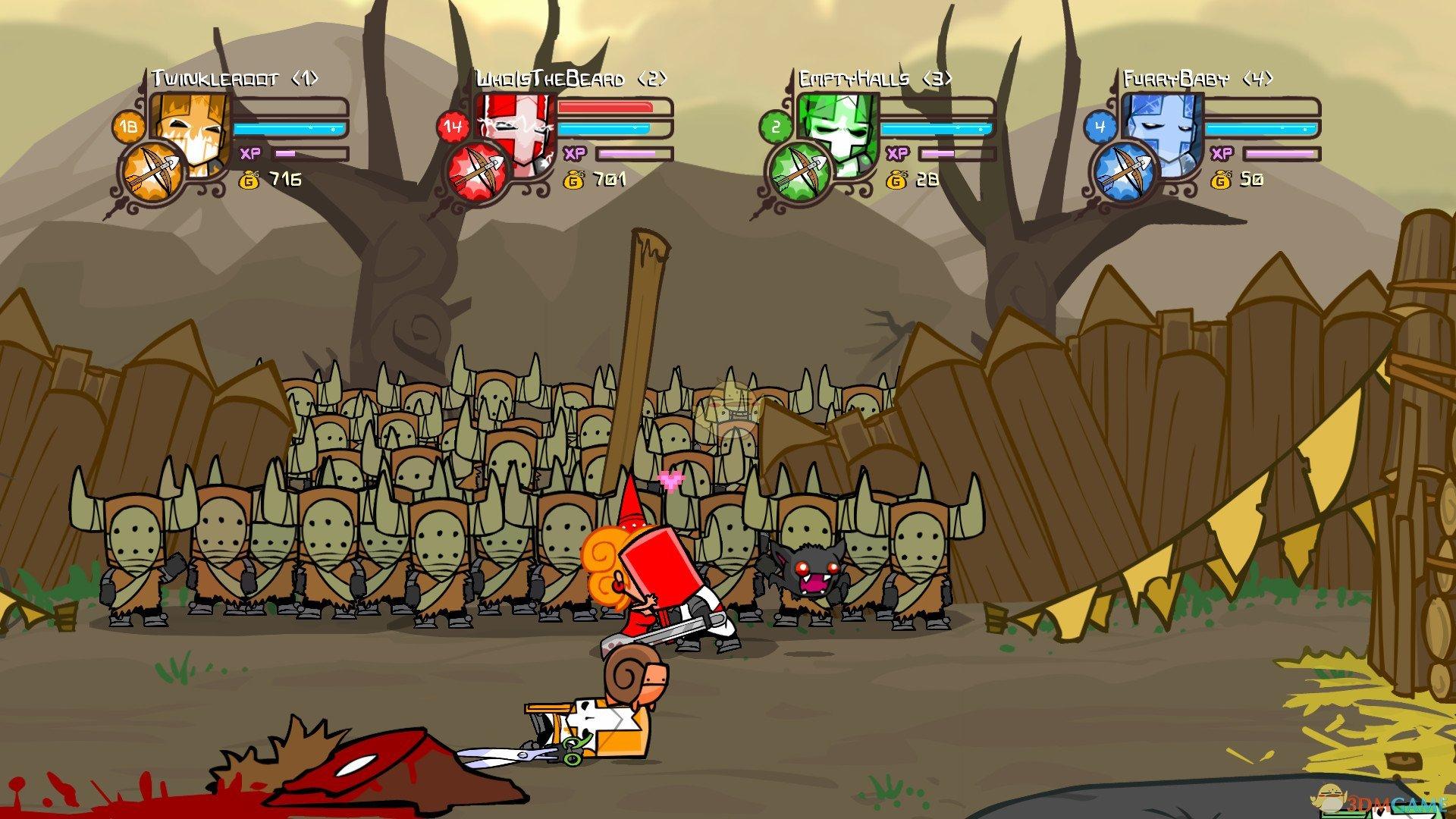 《城堡破坏者》宠物大象解锁方法分享
