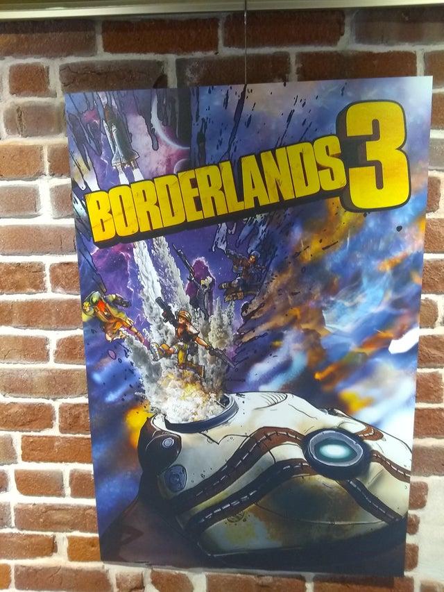 《无主之地3》大量没被采纳的封面设计曝光 创意很大胆