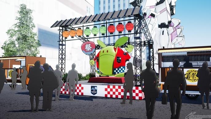 《高达夏日祭2019》开幕!大量新品限定钢普拉公开