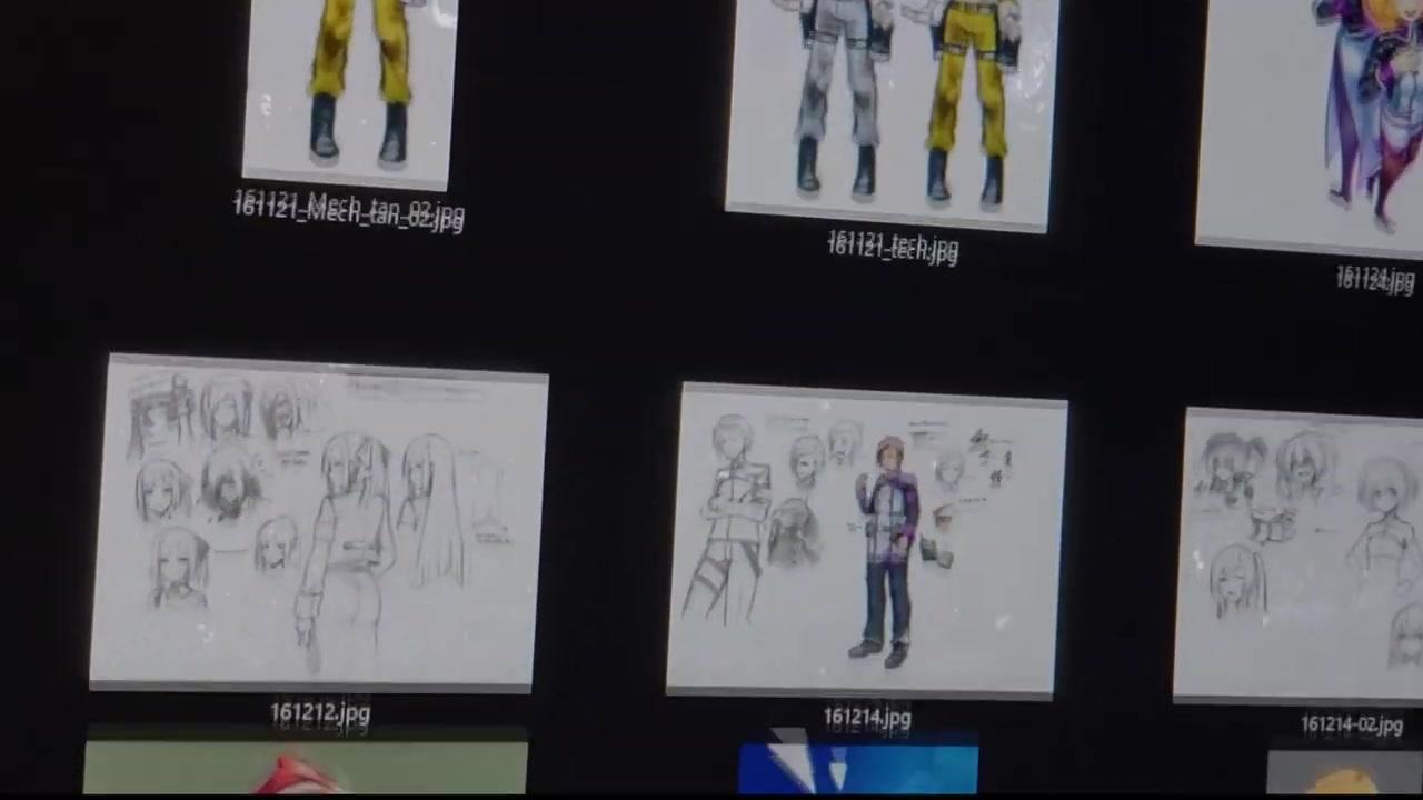 少女空战游戏《有翼淑女》预告片展示游戏开发过程