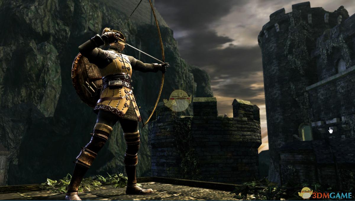 《黑暗之魂:重制版》灰烬之女MOD塞恩古城机关变化点一览