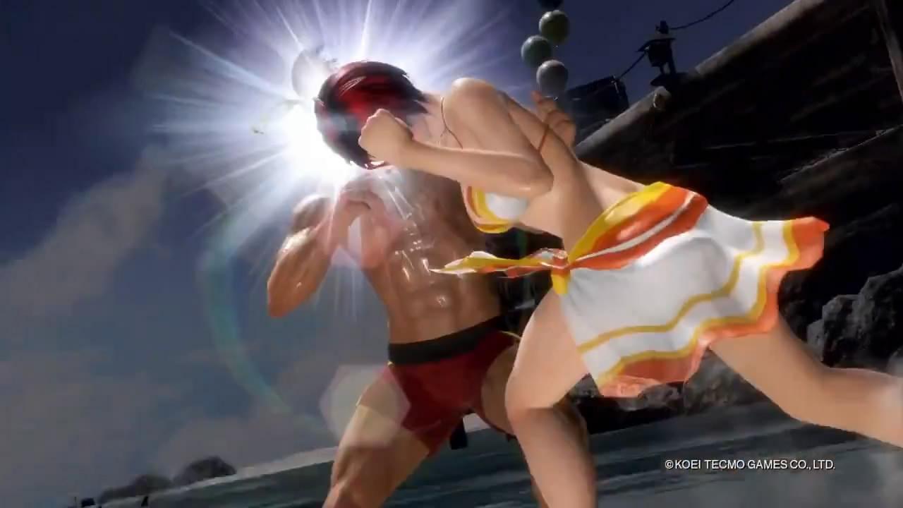 《死或生6》第二季季票公布 性感泳装及新角色介绍