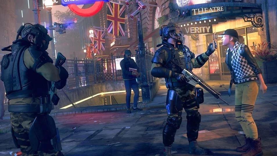 《看门狗:军团》访谈新情报 在游戏中扮演NPC很爽