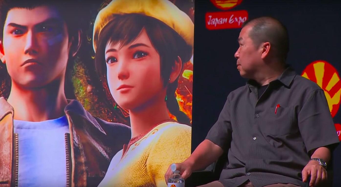 铃木裕从没想过将 《莎木3》 做成3A画质 因为资金不足
