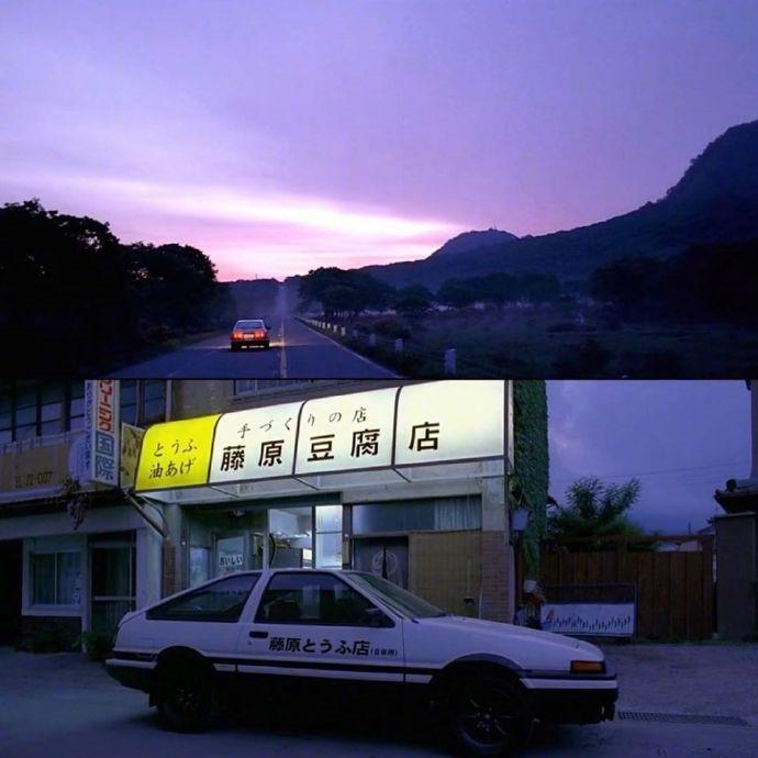 周杰伦PO《头文字D》电影14年前旧照:我第一部片子