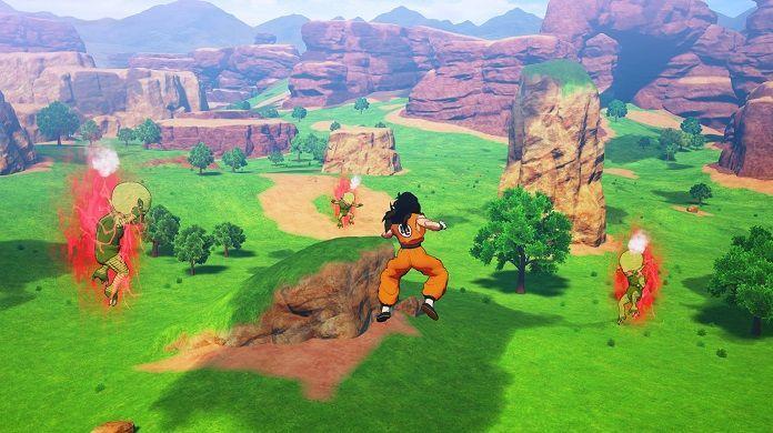 《龙珠Z:卡卡罗特》公布新截图 悟空小伙伴齐亮相