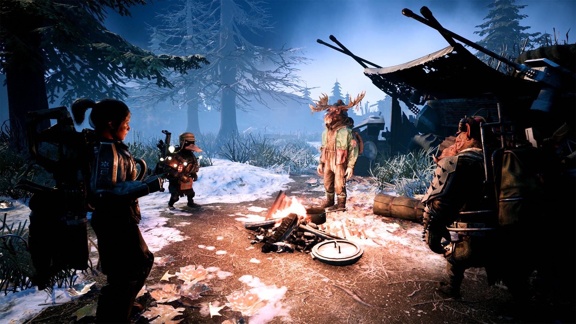 《突变元年:伊甸之路》DLC邪恶之种预告 新角色厉害
