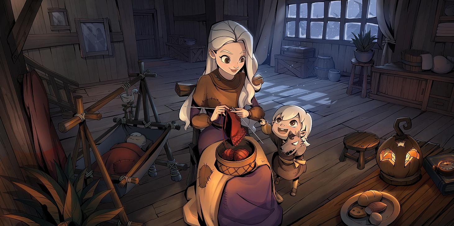 在游戏中重拾童话之美