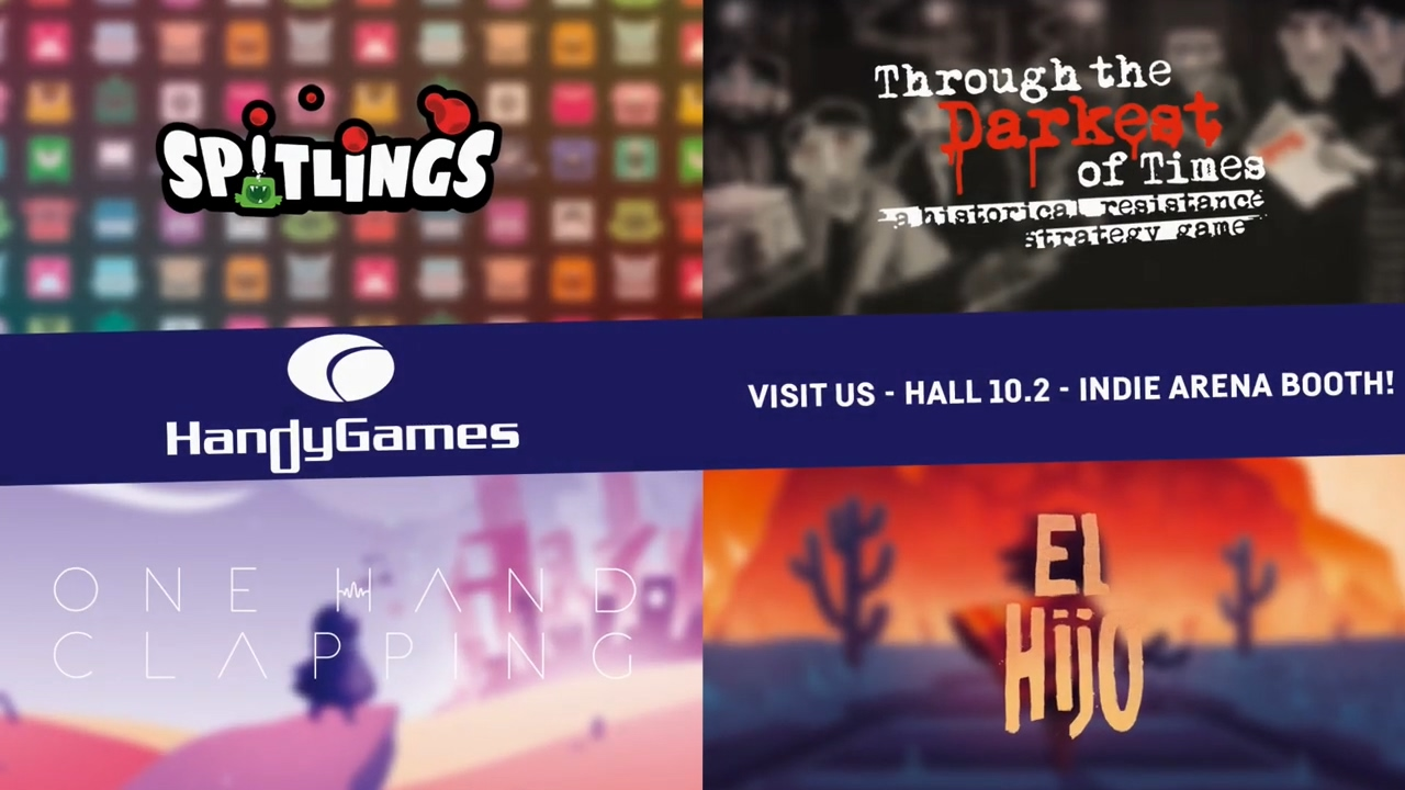 THQ科隆展2019参展游戏阵容公布 将公布大量新作
