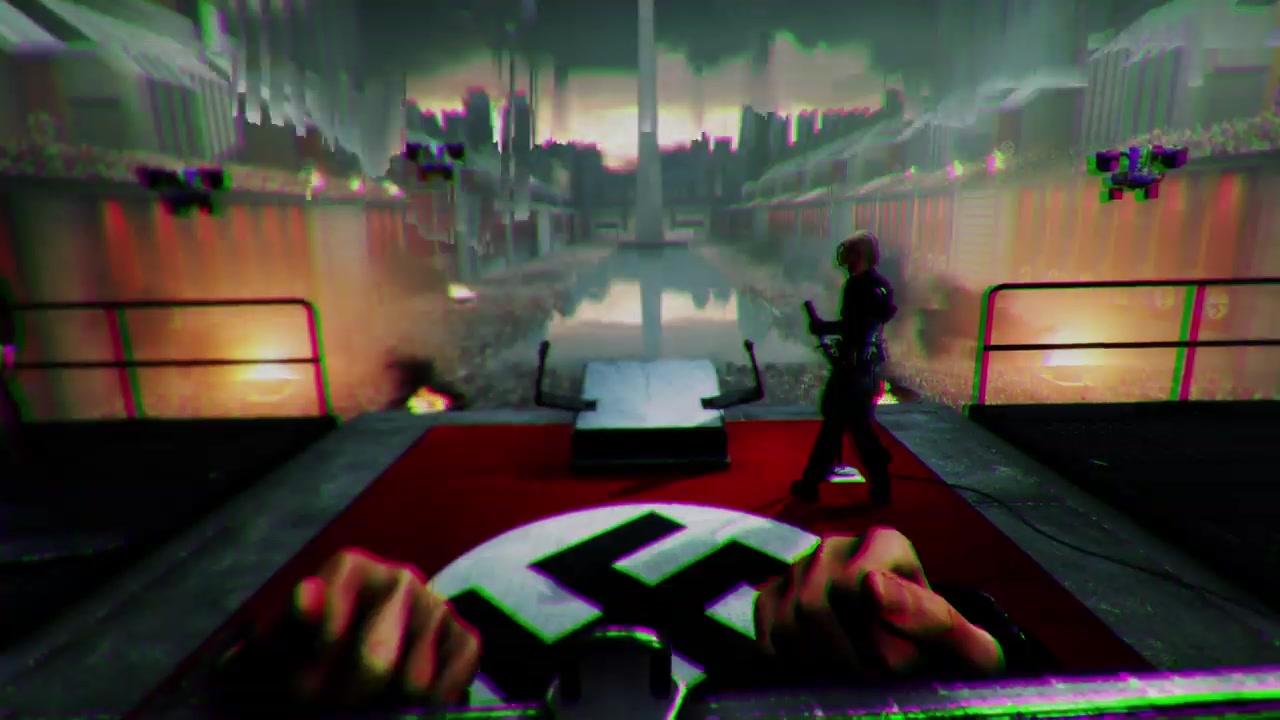 对抗纳粹无止境《德军总部:新血液》上市预告片发布