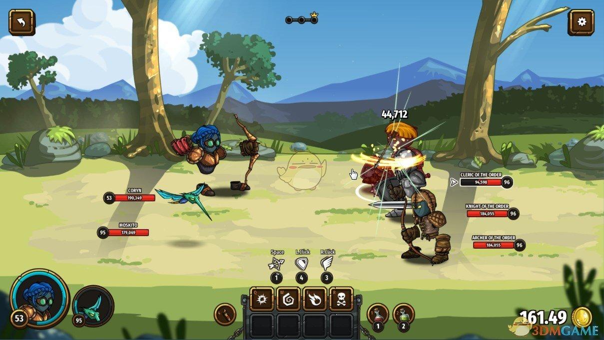 《剑与魂:Neverseen》游戏配置要求一览