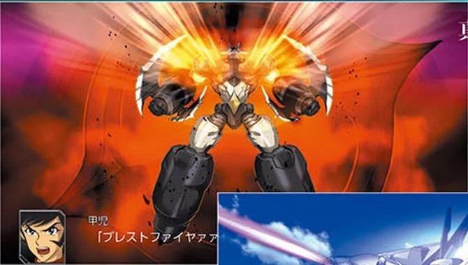 《超级机器人大战V》NS版10月3日发售 新截图放出