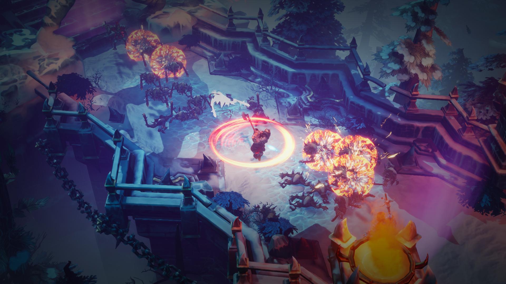 《Pagan Online》8月27日正式发售 将加入新地图新英雄