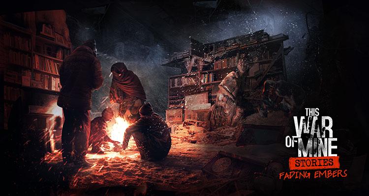 再次考验人性!《这是我的战争》新DLC即将上市