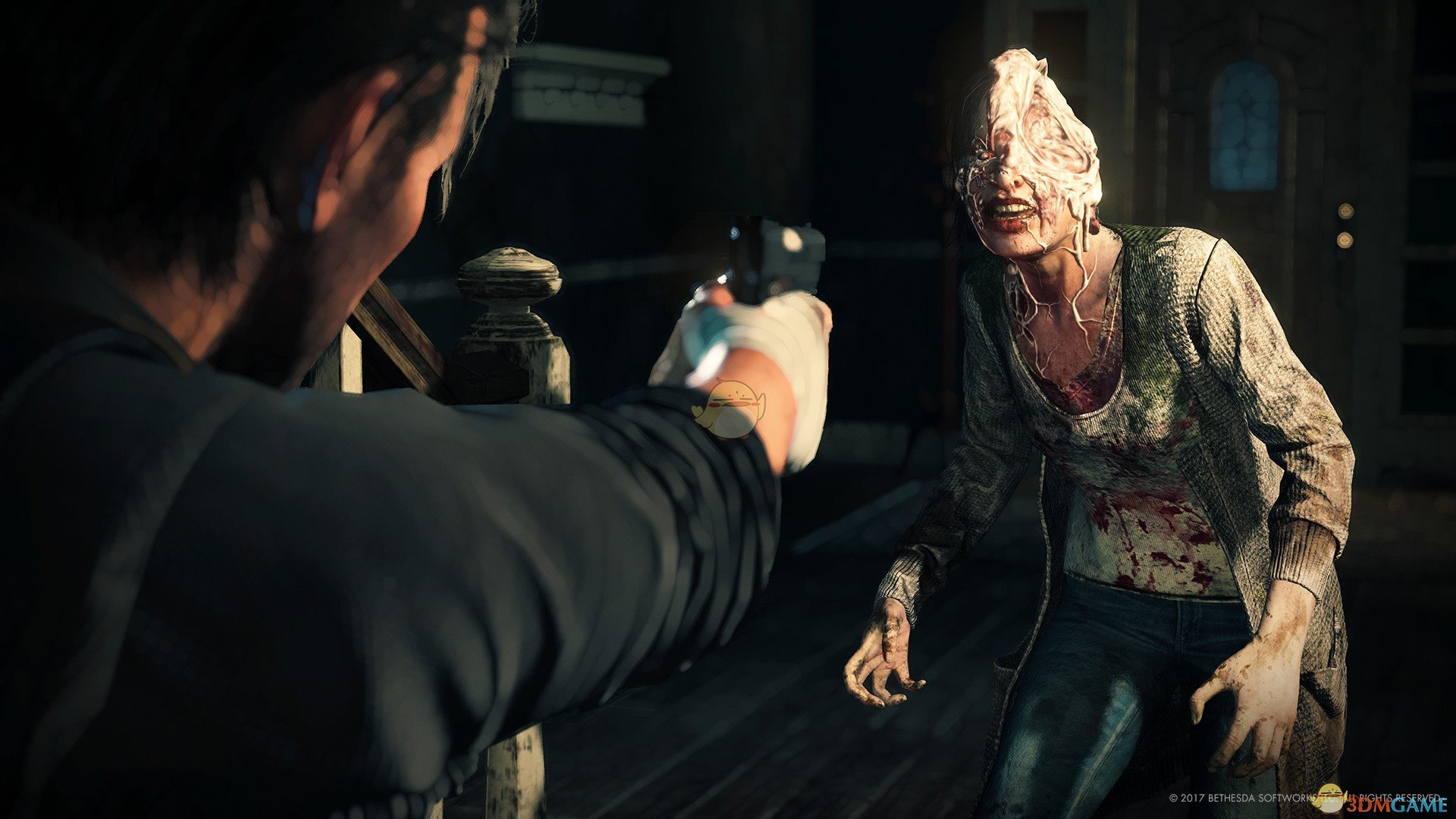 《恶灵附身2》左轮手枪位置一览