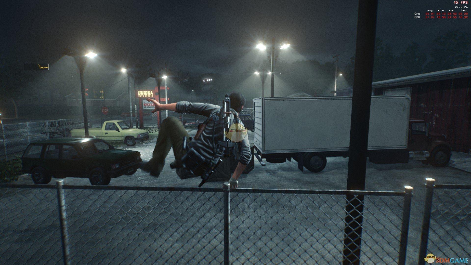《恶灵附身2》镭射手枪位置一览