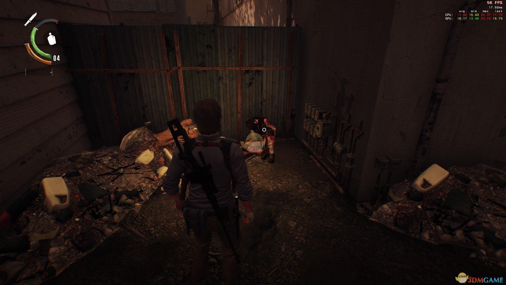 《恶灵附身2》单管猎枪位置一览