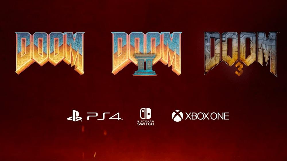 经典《毁灭战士》三部曲将在多个平台重发行