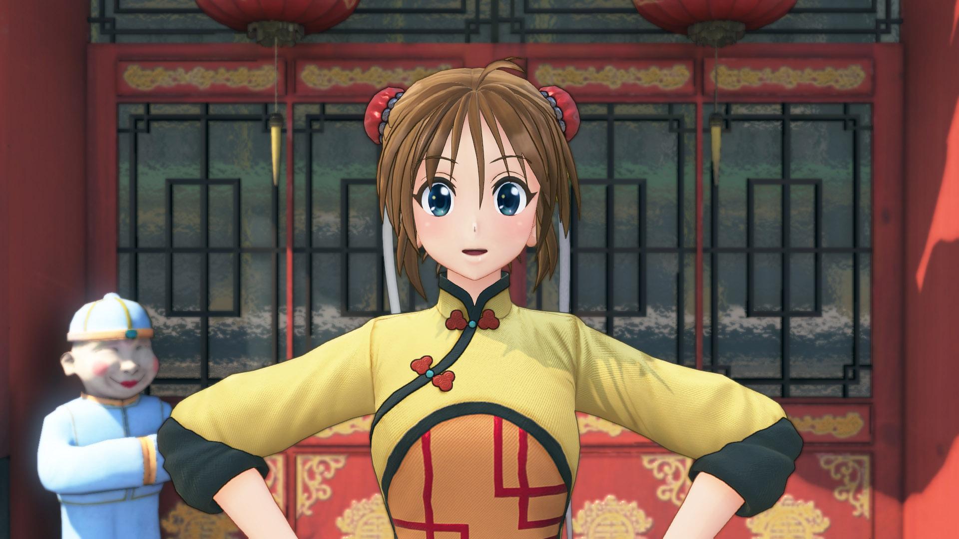 """《新樱花大战》公开主角们的竞争对手""""上海华击团""""的角色信息"""