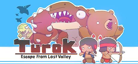 《恐龙猎人:逃出迷失峡谷》英文免安装版